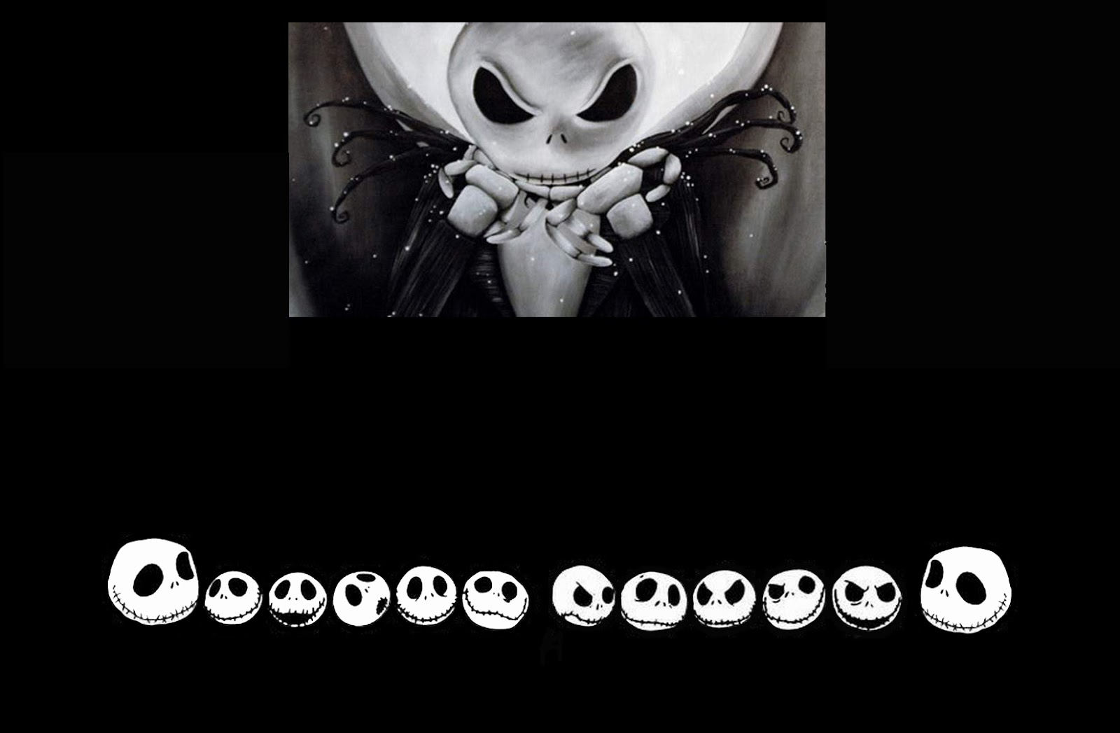 Book Reviews and More: Some Old Nightmare Before Christmas Desktop ...