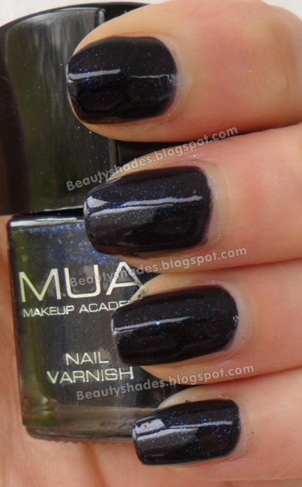 MUA Shade 1 Nail Polish
