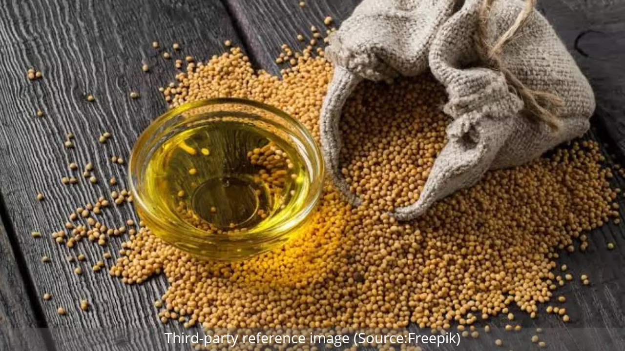 Health Benefits of Mustard Oil   HealthInsta