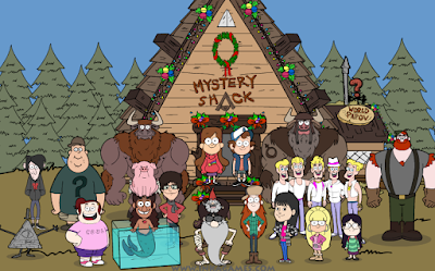Gravity Falls Saw Game - Jugado y Resuelto!
