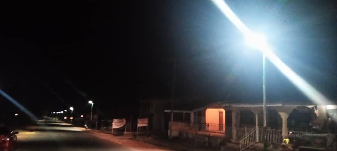 IHONVBERE, NIGERIA'S REP MEMBER, LIGHTS UP EDO COMMUNITY