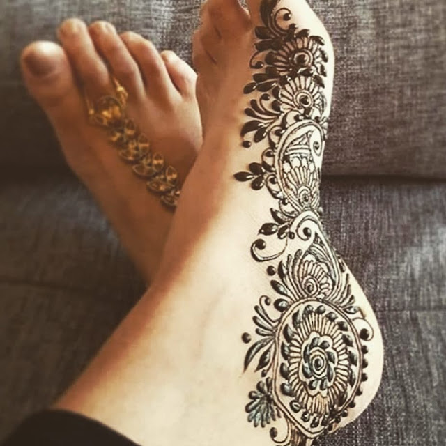 131 Simple Arabic Mehndi Designs That Will Blow Your Mind ...
