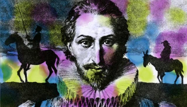 Per la Giornata Mondiale del Teatro, Don Chisciotte al Cpia di Ventimiglia