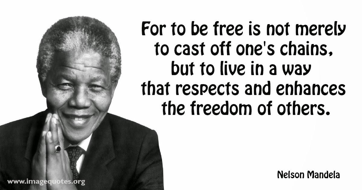 Nelson Mandela Quotes: Soul Side