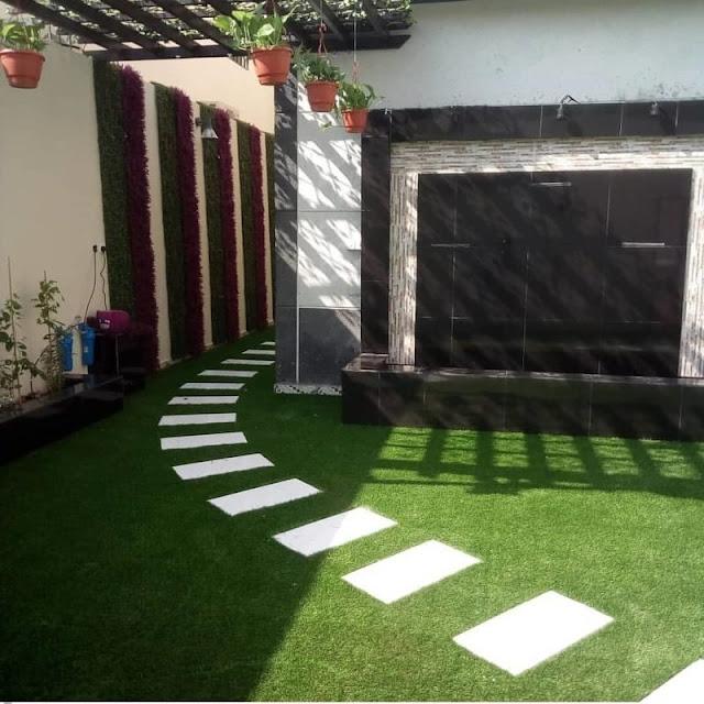 تصميم  الحدائق المنزلية في القطيف