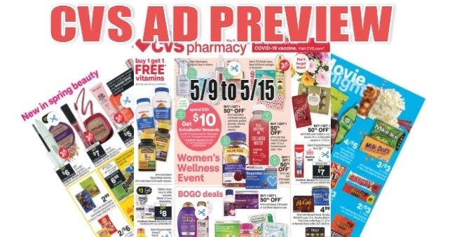 CVS Ad Scan 5-9 to 5-15