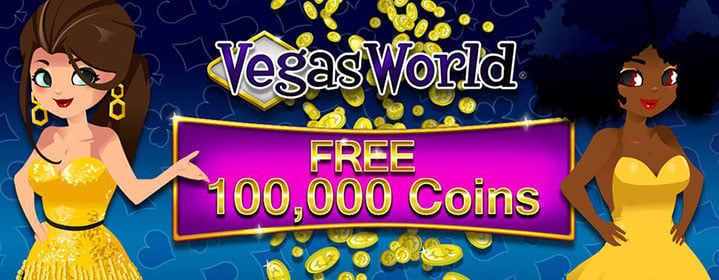 Vegas World Weekly Coin Code - September 17, 2011