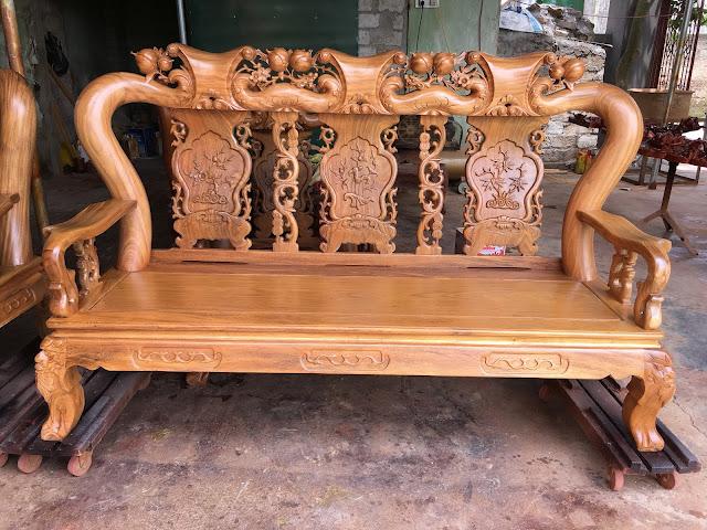 Mẫu bàn ghế đẹp, nội thất phú khương