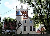 Strykowo - zamek von Treskow