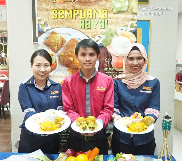 Kenny Rogers ROASTERS Celebrates the Ramadhan Festivites With Sempurna…RAYA ~ Cheesy Ceria Chicken!