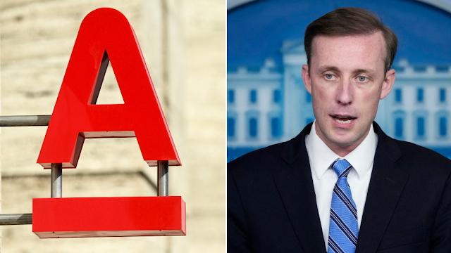 Il consigliere di Biden per la sicurezza nazionale implicato nella truffa del Russiagate dell'Alfa Bank