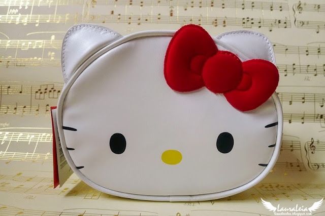 Hello Kitty 40th Anniversary cosmetic bag