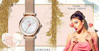 Castiga ceasul iubirii de la Fossil - concurs - shop - bb - castiga.net - instagram