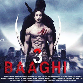 Baaghi 3 - Tiger Shroff another Actoin Pack Movie Trailer Out Now 2019