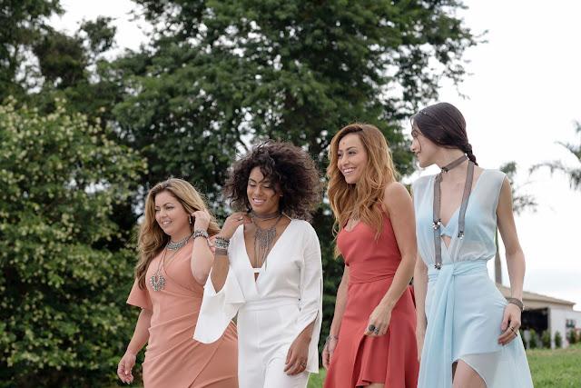 Campanha de acessórios da Morana traz diversidade e união entre as mulheres