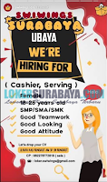 We Are Hiring At Swiwings Surabaya Latest July 2019