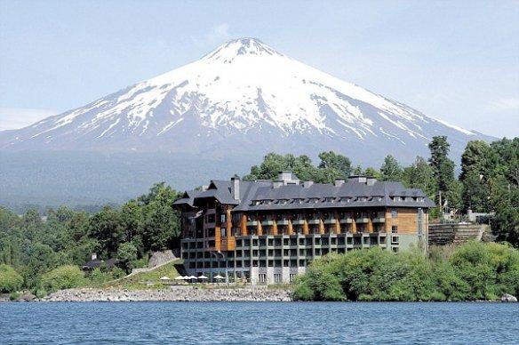 Hotel Villarrica Park Lake em Pucón, no Chile