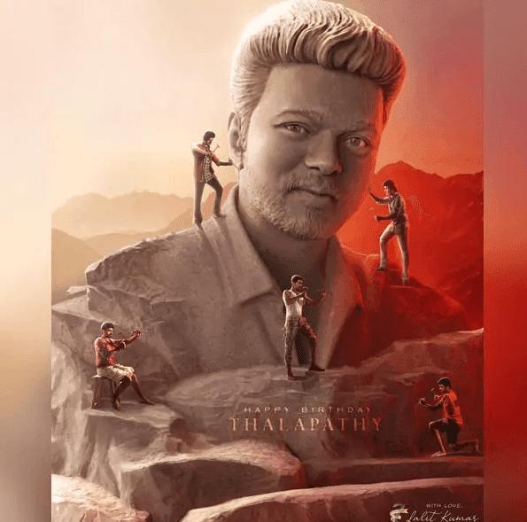 South: जन्मदिन से पहले 'मास्टर' का पोस्टर हुआ रिलीज