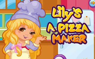 game làm bánh pizza 2 thú vị