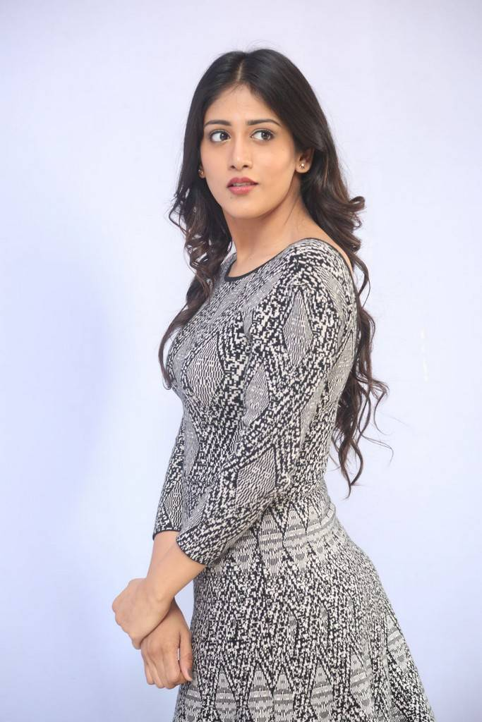 Chandini Chowdary At Howrah Bridge First Look Launch Gallery