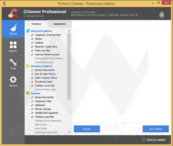 Ccleaner free download for windows 8 1 pro