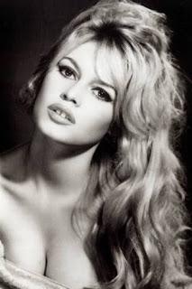 Bridgette Bardot maquiagem