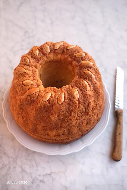 Kougelhopf o Kugelhupf - Ricetta dolce lievitato di Natale