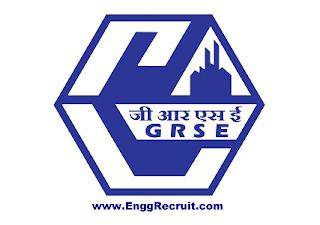 GRSE Recruitment 2019 for Supervisor
