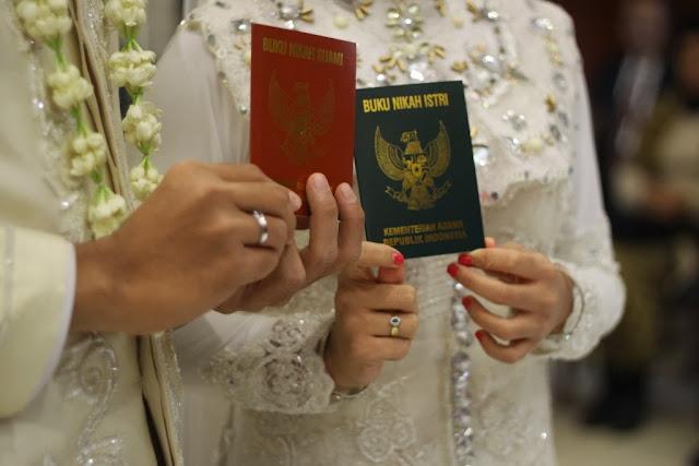 Pencatatan perkawinan Di Indonesia