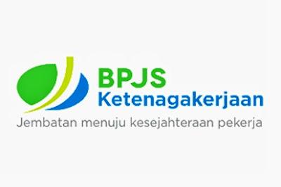 Logo BPJS Ketenagakerjaan Jamsostek