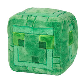 Minecraft Spin Master Slime Cube Plush