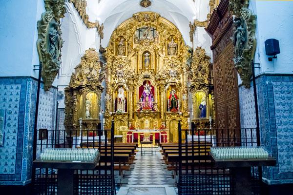 La capilla del Nazareno de Santa Maria de Cádiz abrirá el 22 de Mayo