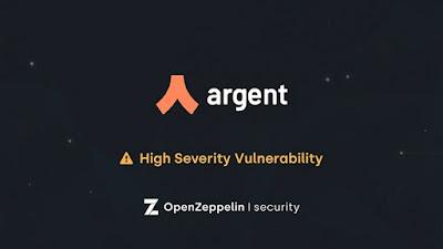 В кошельке Argent обнаружена серьезная уязвимость