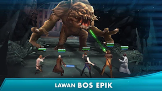 Star Wars Galaxy of Heroes Mod Apk v0.13.361328 Latest Version Free