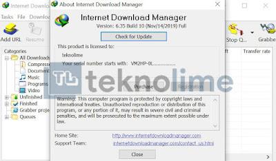 Internet Download Manager 6.35 Build 10 Full Version