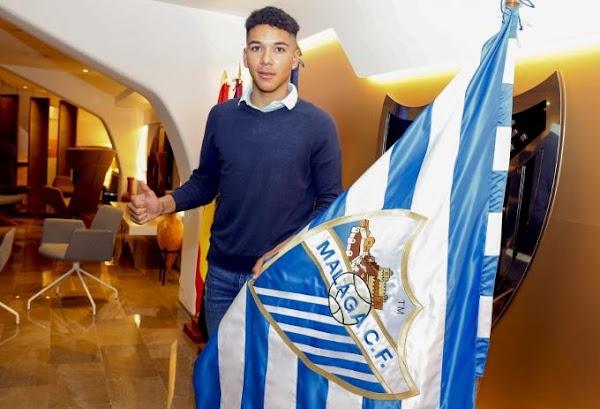 Oficial: El Málaga renueva a Loren Zúñiga hasta 2024