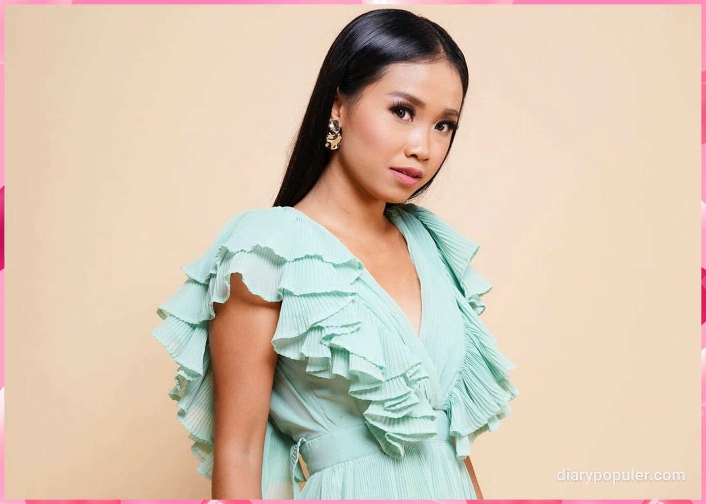 Biodata Glenca Chysara Ikatan Cinta Public Figure Photo