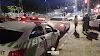 Jacobina: Motoqueiro atinge carro, fica ferido e foge mesmo sangrando