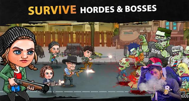 تحميل لعبة زومبي لاند Zombieland: AFK Survival