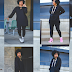 SWEENEE ITEM OF THE WEEK - BLACK SWEATSHIRT OR BLACK HOODIE/LEGGING SET