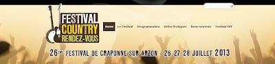 Festival de Craponne sur Arzon, affiche 2013