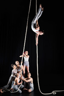 adelaide fringe: by a thread - one fell swoop circus