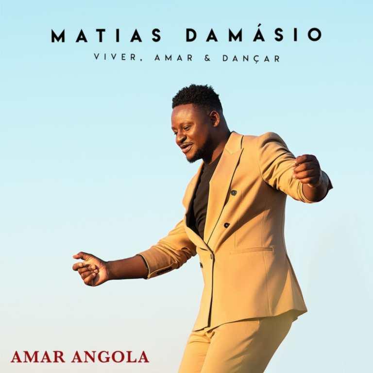 Matias Damásio - Amar Angola
