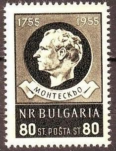 Bulgaria Montesquieu