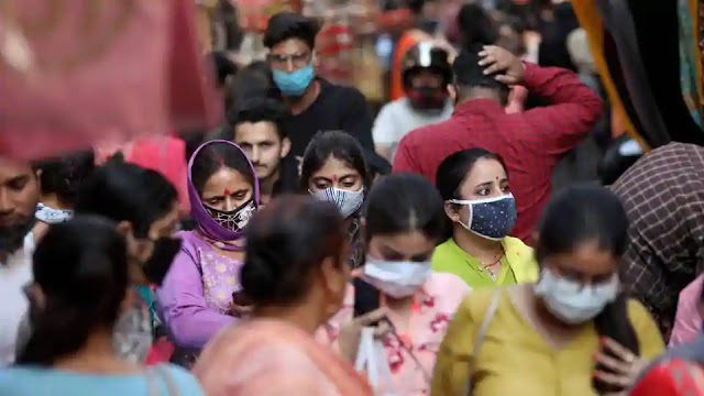 For second consecutive day, active Covid-19 cases fall below 7 lakh-mark