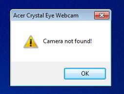 camera acer tidak berfungsi