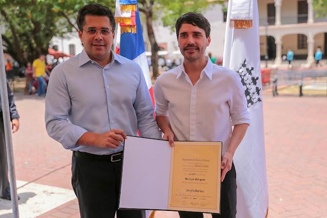David Collado y Virgilio Martínez.
