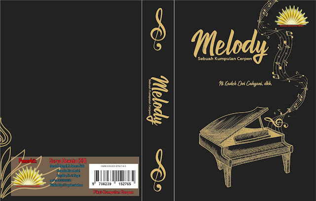Buku Kumpulan Cerpen Melody