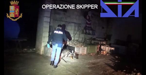 """Narcotraffico: rintracciato Alduino Giannotta, sfuggito al blitz """"Skipper"""""""