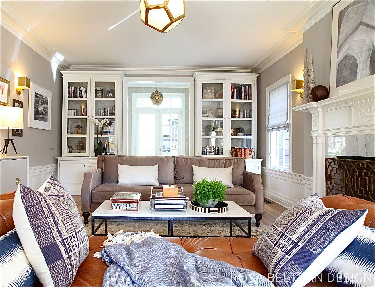 As A Living Room Should Be No What S That Clever Ann Sacks Slogan Shouldn T All Rooms Why Yes They